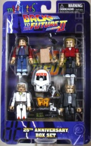 Back to the Future25th Anniversary Minimates