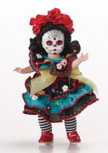 madame alexander Dia De Los Muertos