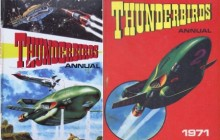 Thunderbirds – Collecting the Last 50 Years