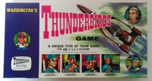Waddington's Thunderbirds Board GameEst £10-£20