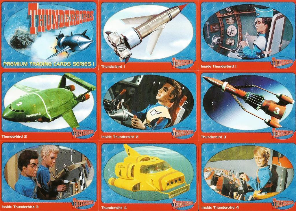 2001 Trading Cards72 in base set£5-£10