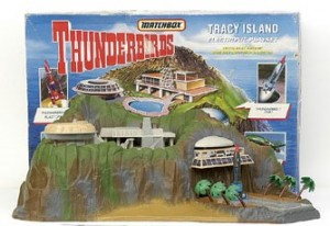 tunderbirds tracy island 1992