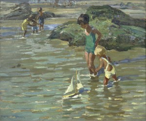 Dorothea Sharp The toy boat