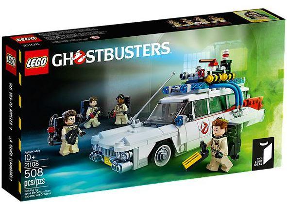 lego Ghostbuster Ecto-1