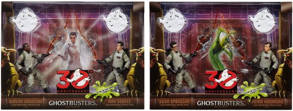 mattycollector ghostbusters 30th