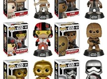Pop! Star Wars: The Force Awakens arrives in shops