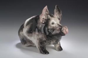 wemyss ware pig goode