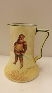 Royal Doulton Seriesware featuring Falstaff