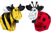 Swarovski Lovlots Bumblebee & Ladybird Mo