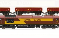 Hornby Limited Edition EWS Freight Train Pack