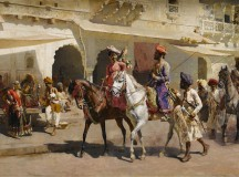 Start for the Hunt at Gwalior by Edwin Lord Weeks leads Bonhams sale