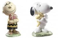 NAO Charlie Brown and Snoopy