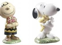 NAO Charlie Brown and Snoopy
