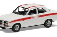 Corgi Diamond White Ford Escort Mk1 Mexico – 60th Anniversary Collection