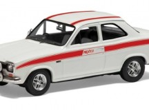 Corgi Diamond White Ford Escort Mk1 Mexico – 60th Anniversary Collection