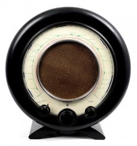 EKCO model A22 radio bakelite