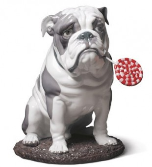 Lladro Dog & Candy Collection