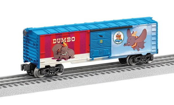 Lionel Dumbo 75th Anniversary Boxcar