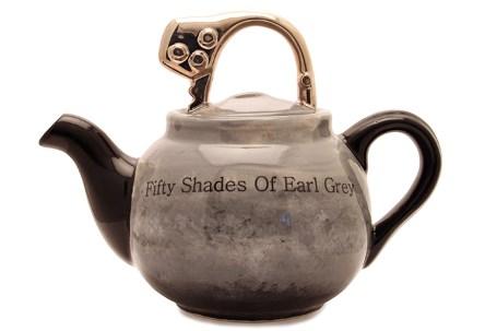 50 Shades of Earl Grey Teapot