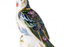 Royal Crown Derby Strawberry Thief Thrush