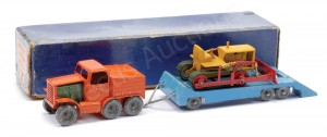 Matchbox Early Lesney Toys British Road Service Prime Mover Ballast