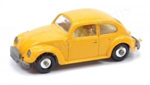 Matchbox Regular Wheels No 15D VW Beetle Rally Car Pre-Production