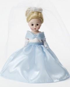 Madame Alexander Fairy Tale Bride Cinderella