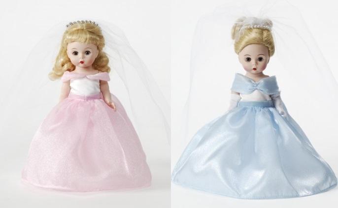 madame alexander Fairy Tale Brides