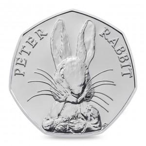 peter rabbit 50p