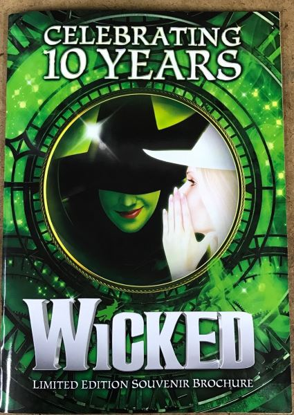 10th anniversary programme