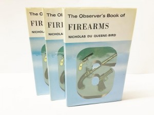 Observer's Book of Firearms