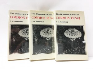 Observer's Book of Common Fungi