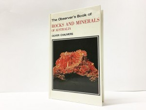 Observer's Book of Rocks and Minerals of Australia