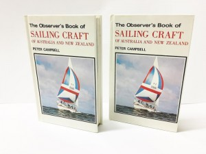 Observer's Book of Sailing Craft of Australia and New Zealand