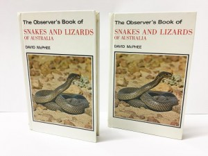 Observer's Book of Snakes and Lizards of Australia
