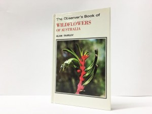 Observer's Book of Wildflowers of Australia