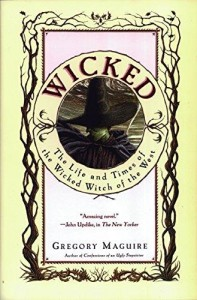 wicked gregory maguire