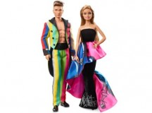 Barbie and Moschino team up to create a red carpet moment!