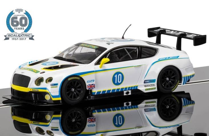 Scalextric Bentley Continental GT3 Limited Edition