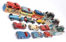 Scalextric The R.A.H Steward Collection at Vectis
