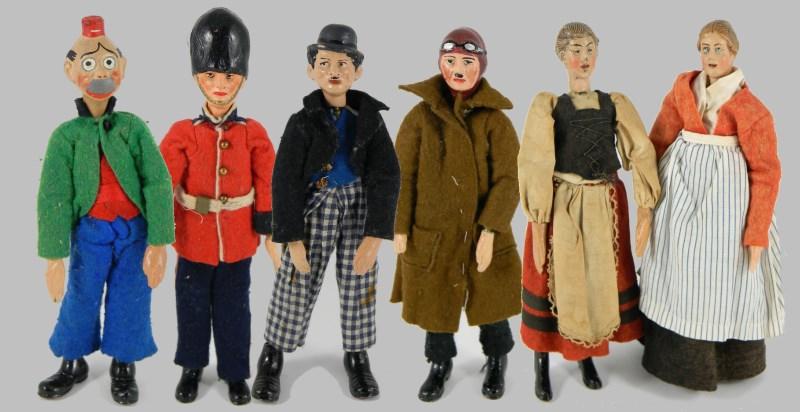 bucherer dolls