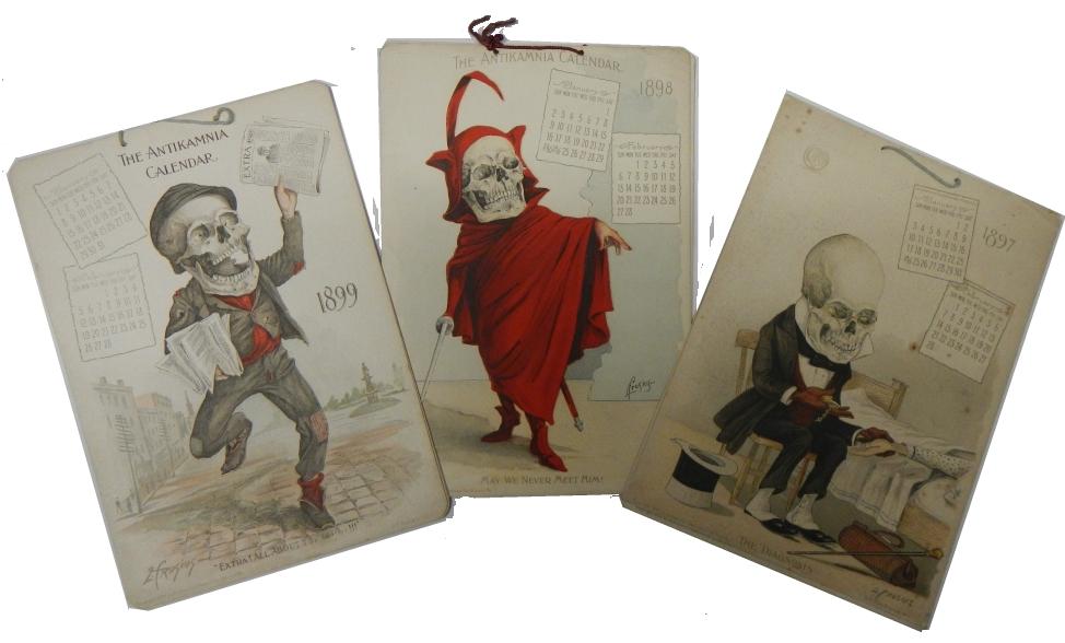 antikamnia calendars