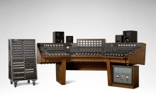 Pink Floyd The Dark Side Of The Moon Recording Console at TCM Presents auction