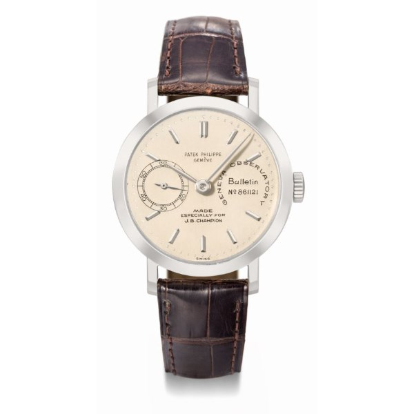 Patek Philippe Geneve watch