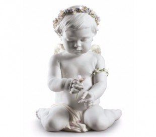 Lladro's Cherub of Love