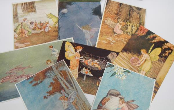 outhwaite postcards