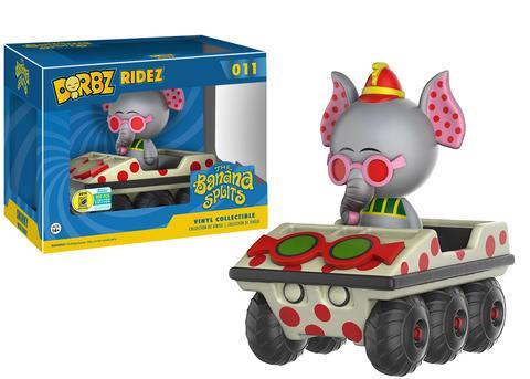 Dorbz Ridez Banana Splits Buggy with Snorky