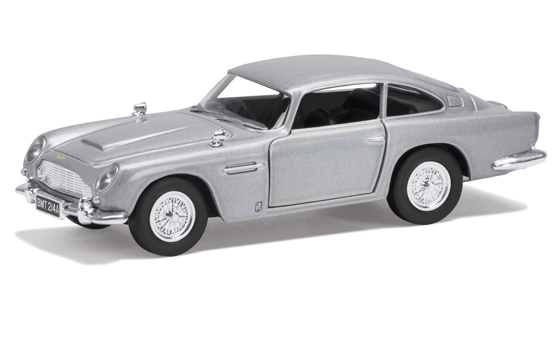 James Bond Aston Martin DB5 GoldenEye