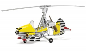 James Bond Gyrocopter Little Nellie You Only Live Twice