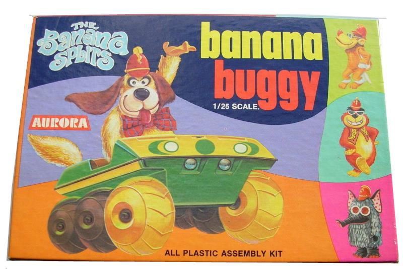 aurora banana splits buggy